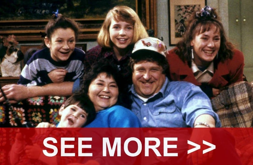 The cast of Roseanne – where are they now? | KiwiReport