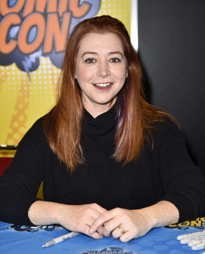 Hacked Alyson Hannigan nudes (83 photo), Sexy, Fappening, Selfie, braless 2017