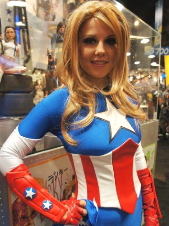 Good Marvel Fans Who Absolutely Nailed It With Their Halloween Costumes