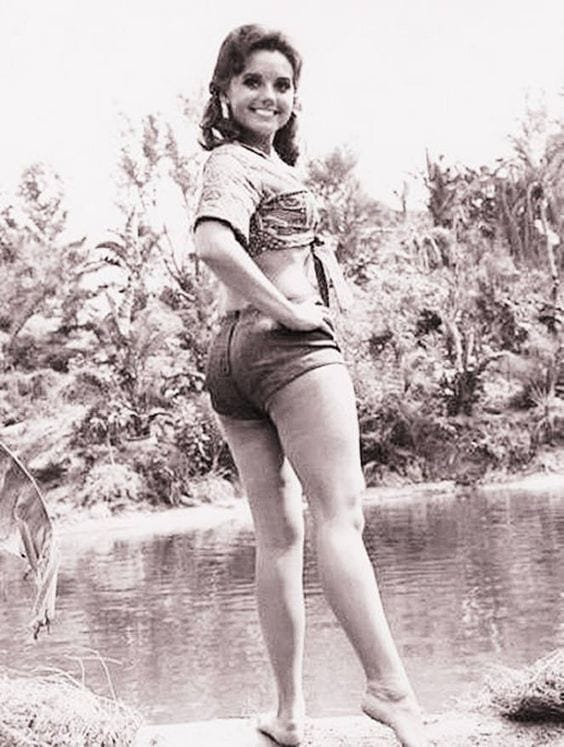Was and dawn wells gilligan s island nude are not