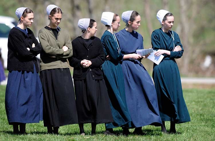 Image result for amish teenager