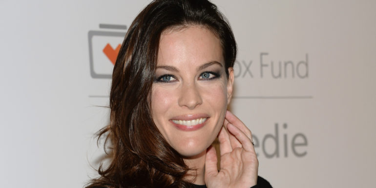 NEW YORK, NY - OCTOBER 09: Actress Liv Tyler attends The Lunchbox Fund Fall Fête at Buddakan, New York on October 9, 2013 in New York City. (Photo by Dimitrios Kambouris/Getty Images for The Lunchbox Fund)