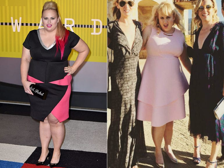 Celebrity Weight Loss Transformations Kiwireport