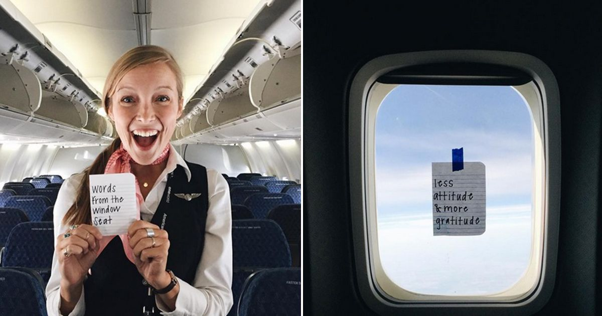 Flight attendant sex in plane