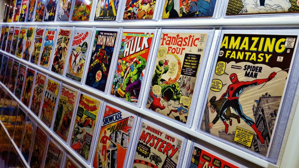 Reasons To Start Collecting Comics & Where To Find Them