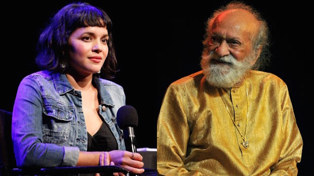 music-ravi-shankar-norah-jones-getty-images