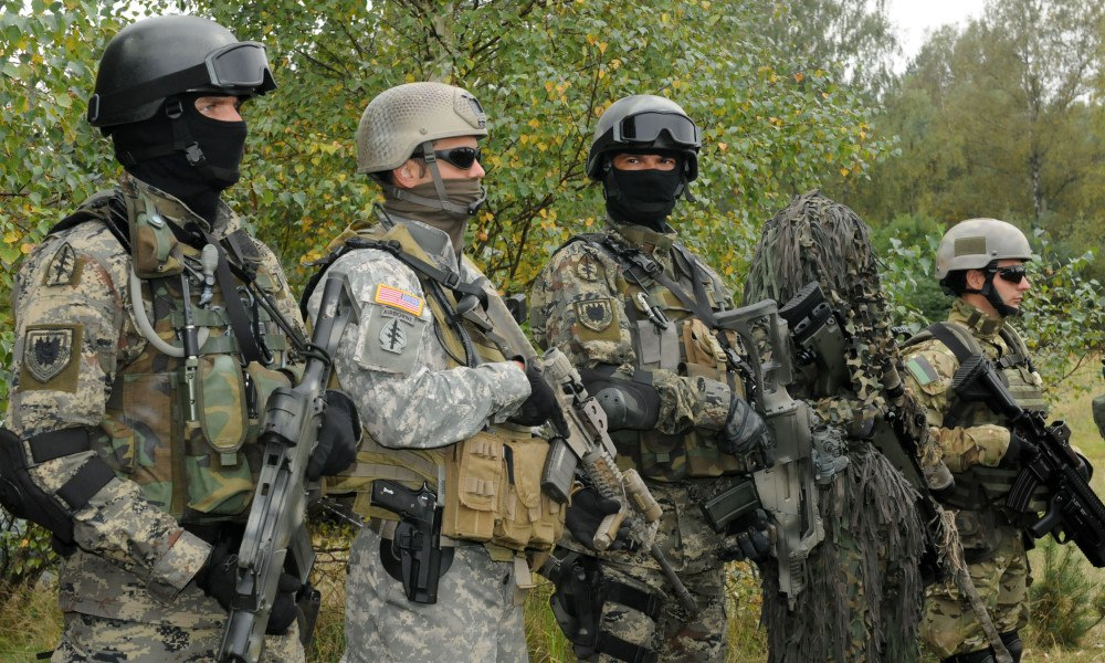 The Most Incredible Images Of Elite Special Forces From