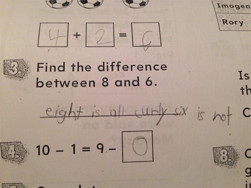 60 hysterical kids' test answers that are too brilliant to