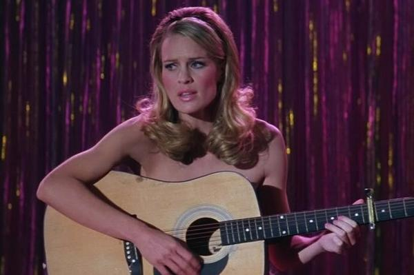 Image result for forrest gump jenny naked with guitar