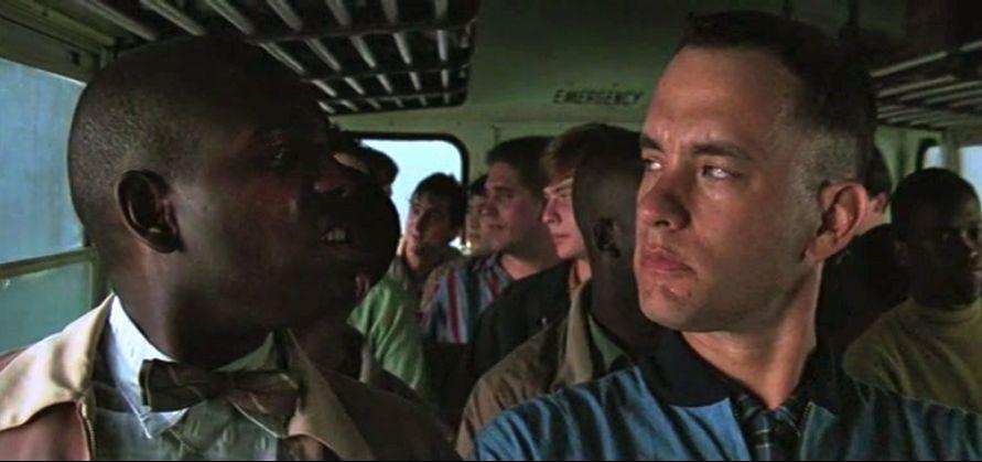 Forrest Gump came out in 1994, wonder what went on behind the scenes