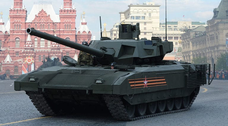 30 Russian weapons worrying the world | KiwiReport