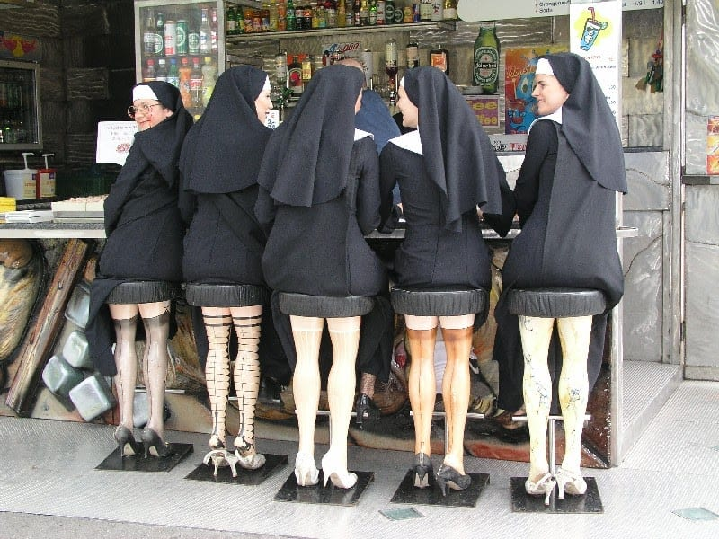31 things you didn't know about the life of nuns | KiwiReport