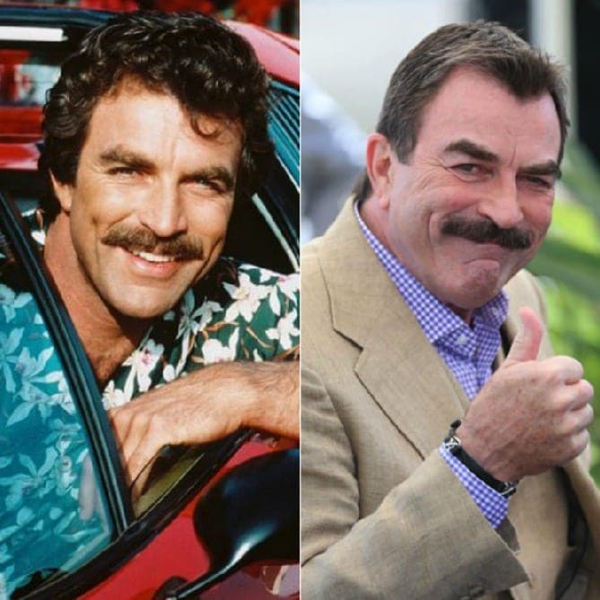 The curious truth behind Tom Selleck's messy family life and