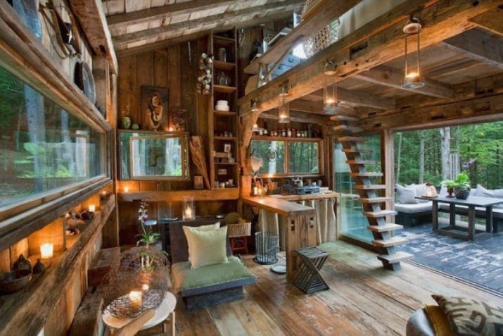 Tiny Home Designs: The Tale Of The Modern American Hermit