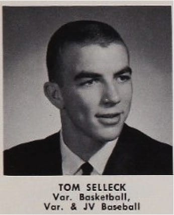 Image result for young tom selleck""
