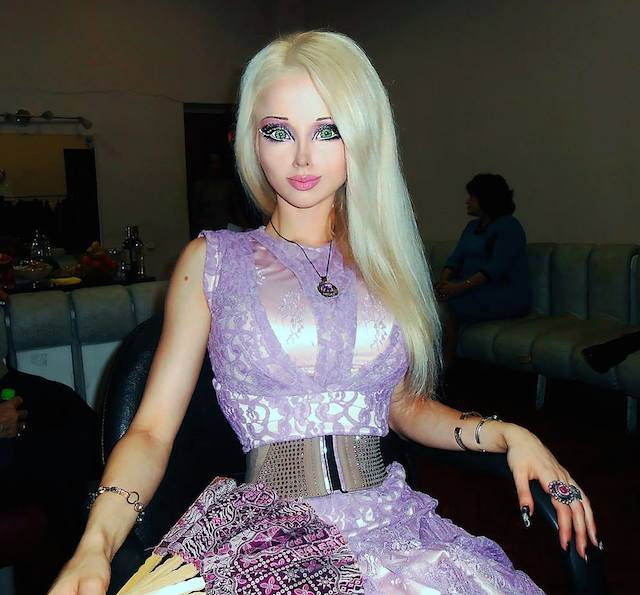 Apologise, but, Real life barbie doll girl think