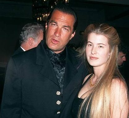 The many faces of steven seagal kiwireport - Dominic seagal ...