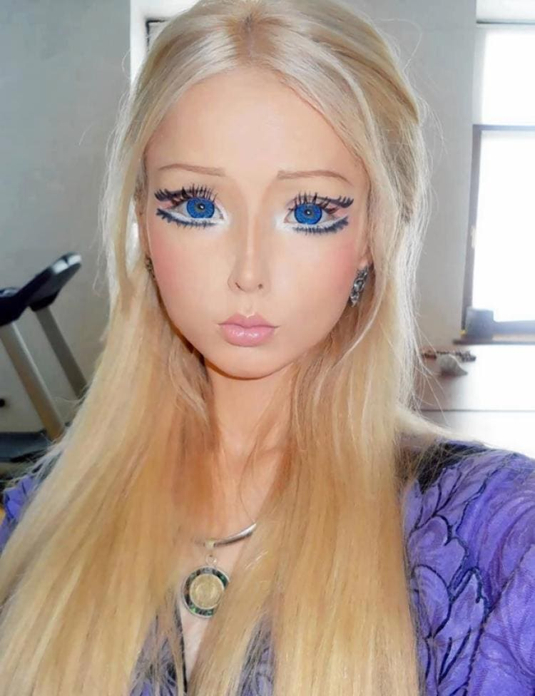 Be a barbie girl apologise