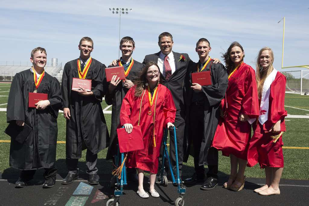 Septuplets-Graduation