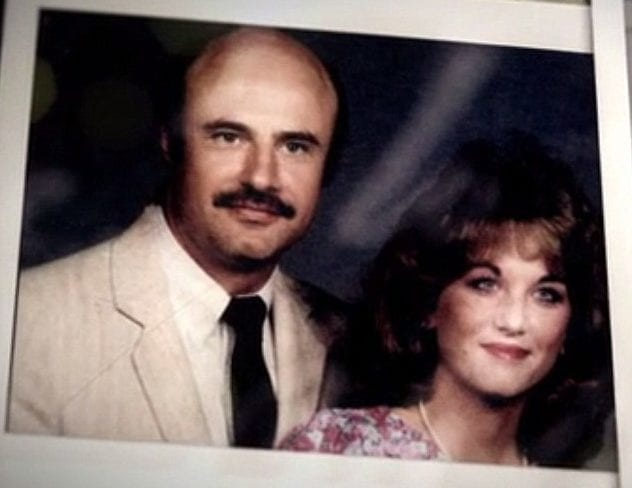 Dr  Phil surprises his wife on his show after 40 years of marriage