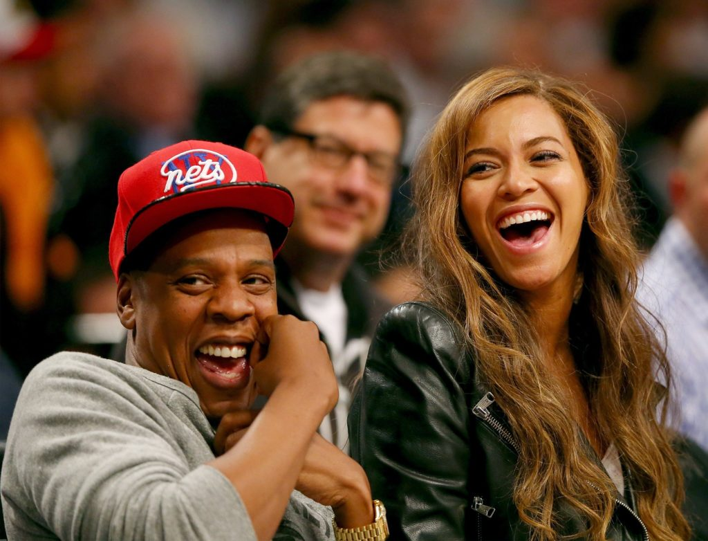 Everything you wanted to know about Jay Z and Beyoncé