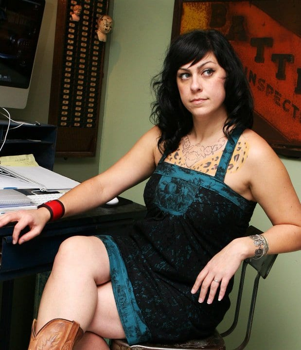The American picked out life of Danielle Colby   KiwiReport