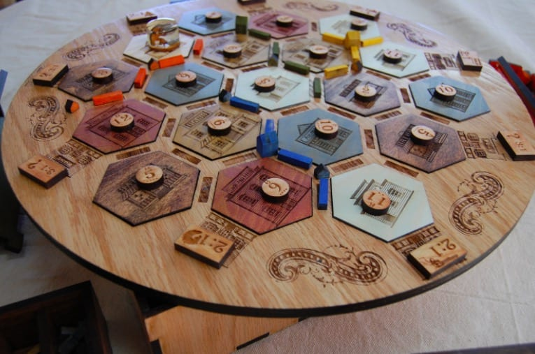 Everything You Wanted To Know About The Settlers Of Catan Board Game