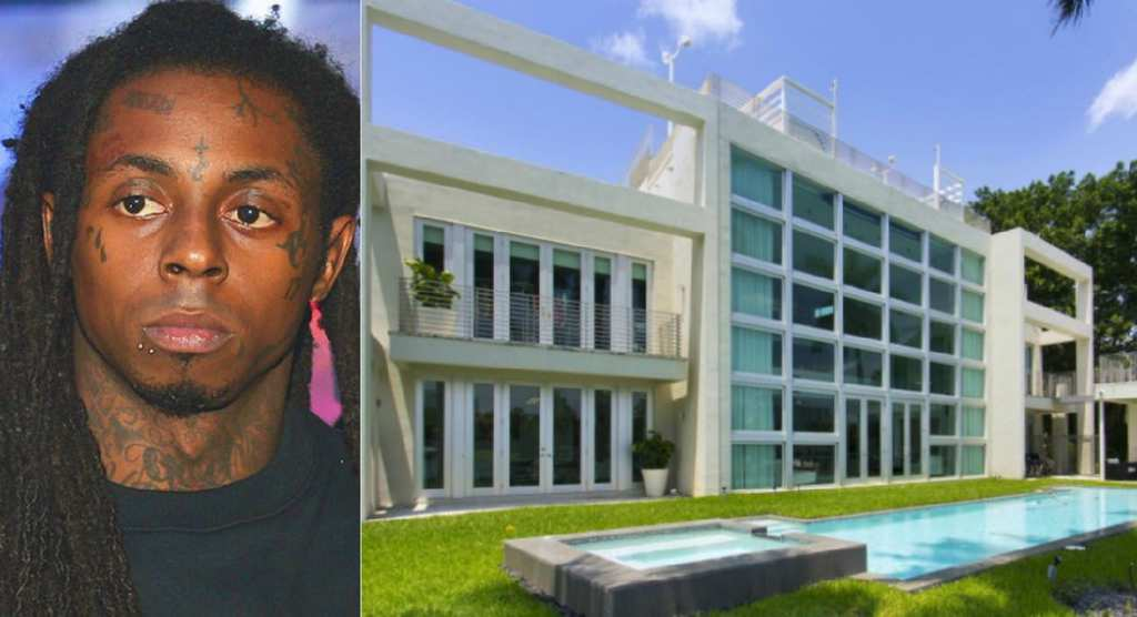 See Inside Your Favorite Rappers High Class Cribs
