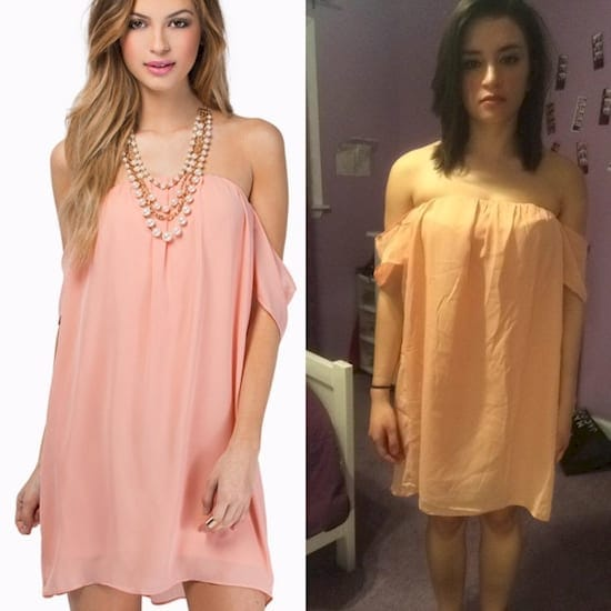 ba7a147651 Prom dress fails that ll make you think twice about ordering a dress online