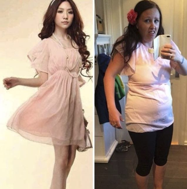 f710813ead Prom dress fails that ll make you think twice about ordering a dress ...