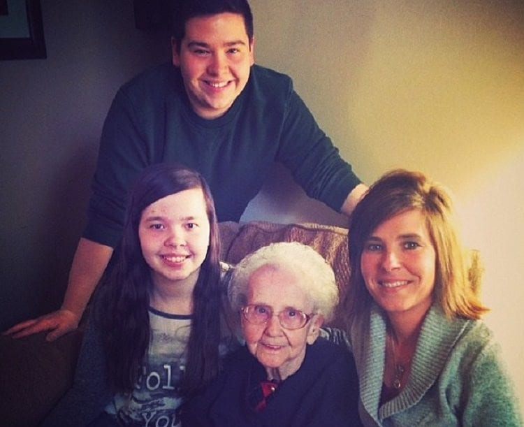 This grandma went viral on Instagram, with thousands
