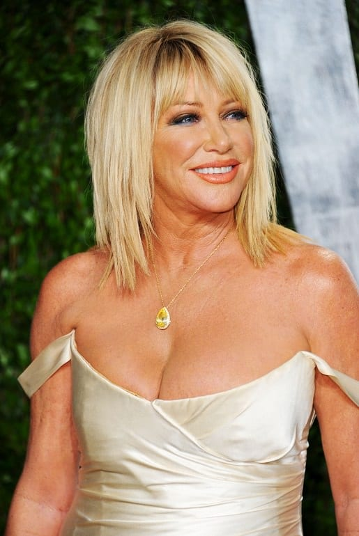 Suzanne Somers organic makeup