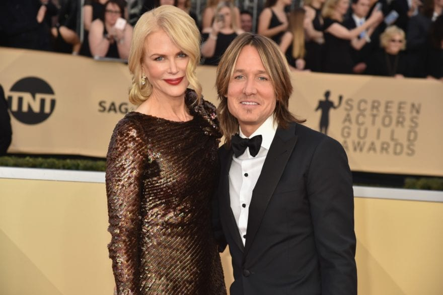 Nicole Kidman Shares Keith Urban Wedding Footage For 12th: Celebrity Couples That Prove The Woman Can Be Taller