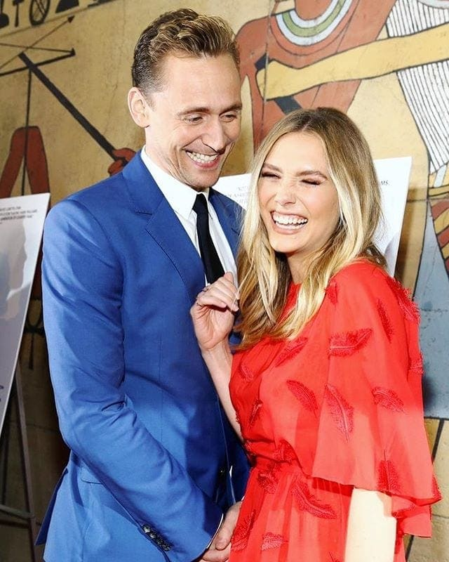 The Avengers cast and their real-life romantic partners