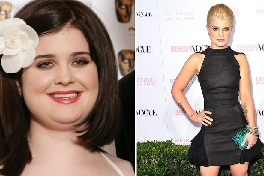 Kelly Osbourne's incredible transformation | KiwiReportKelly Osbourne 2020 Diet