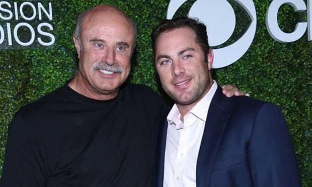 Inside the relationship of Erica Dahm and Dr  Phil's son