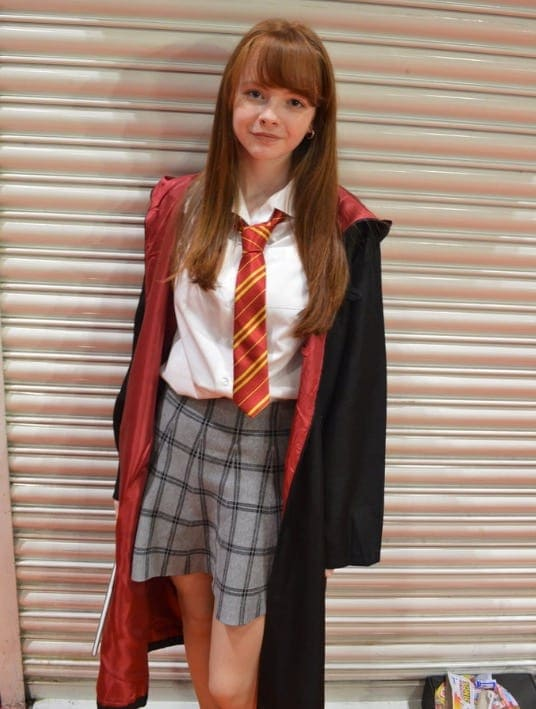 0f4e1d72d2586 Rockin  Harry Potter Halloween costumes that enchanted our socks off ...