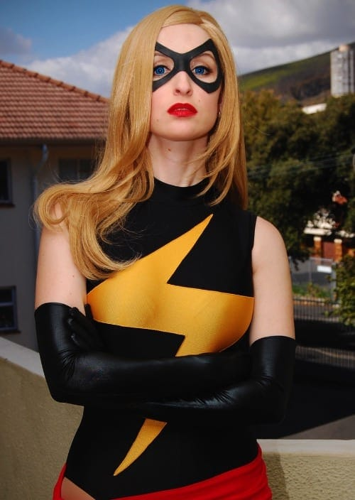 Marvel fans who absolutely nailed it with their Halloween costumes