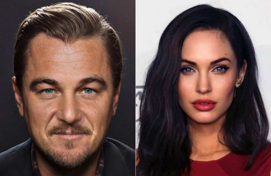 Celebrity face mashups that are sure to make you look twice