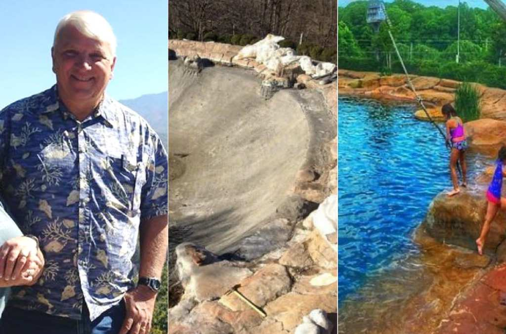 Man from Tennessee inspires many with his 'dream pool' - 20
