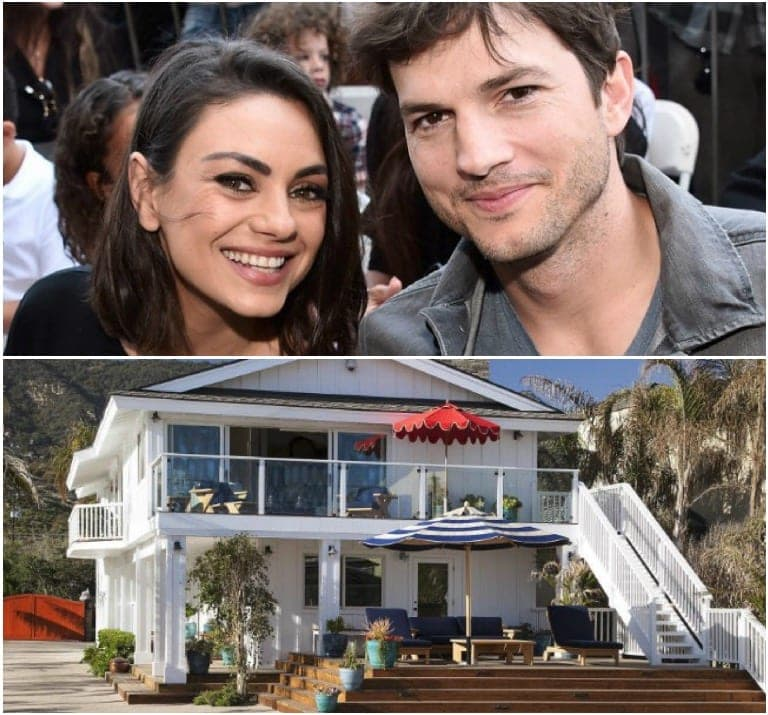1998 Mila Kunis and Ashton Kutcher met as castmates for That 70 s Show